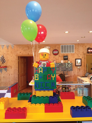 Local Business Uses LEGO® To Teach Children Physics, Mathematics, and Science