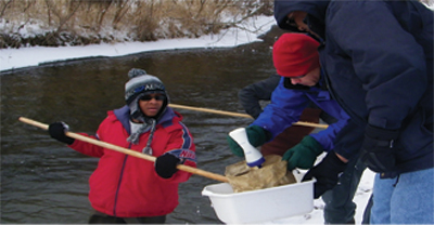 Monitoring the Health of Clinton River